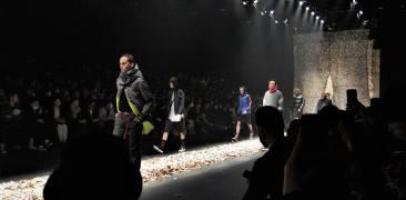 Tokyo Fashion Week A/W2017 Amazon © Anji Salz Japan Mode Fashion Trend