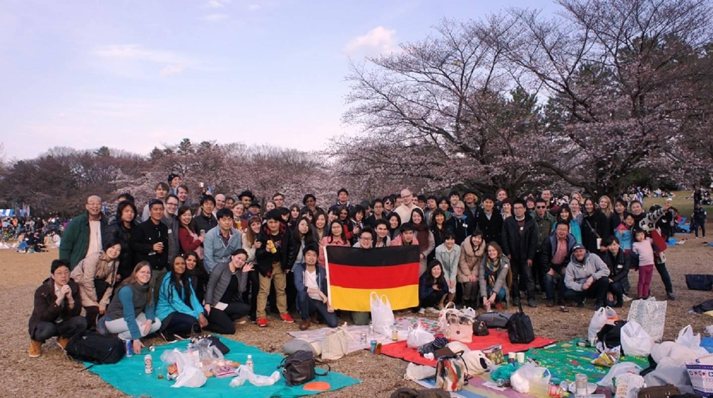 Japaner in deutschland kennenlernen