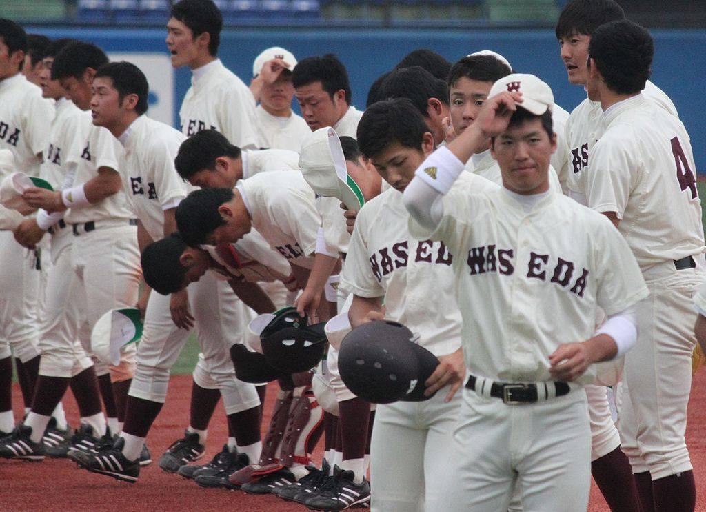 waseda baseball