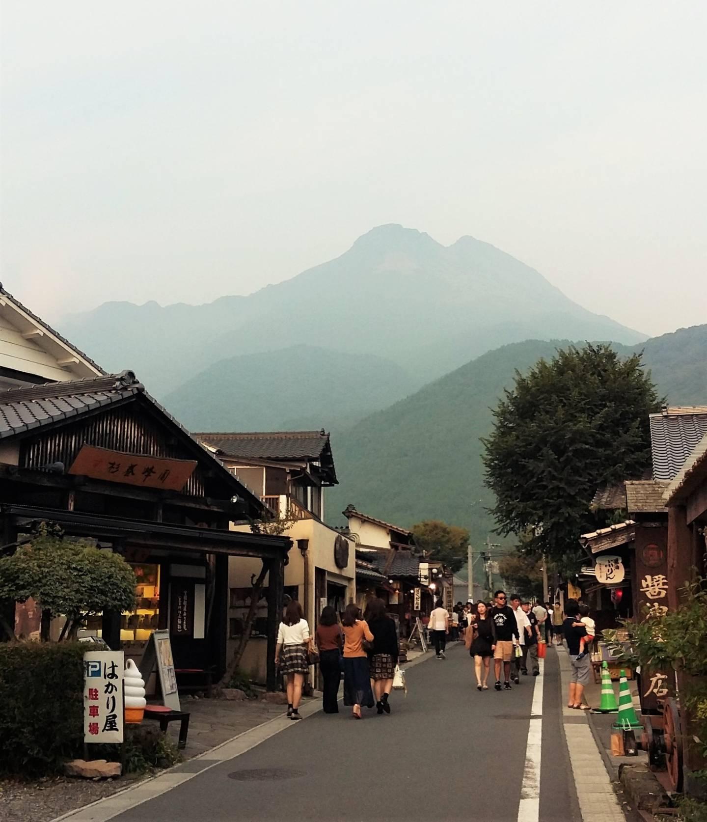 Yufuin Japan Kyushu
