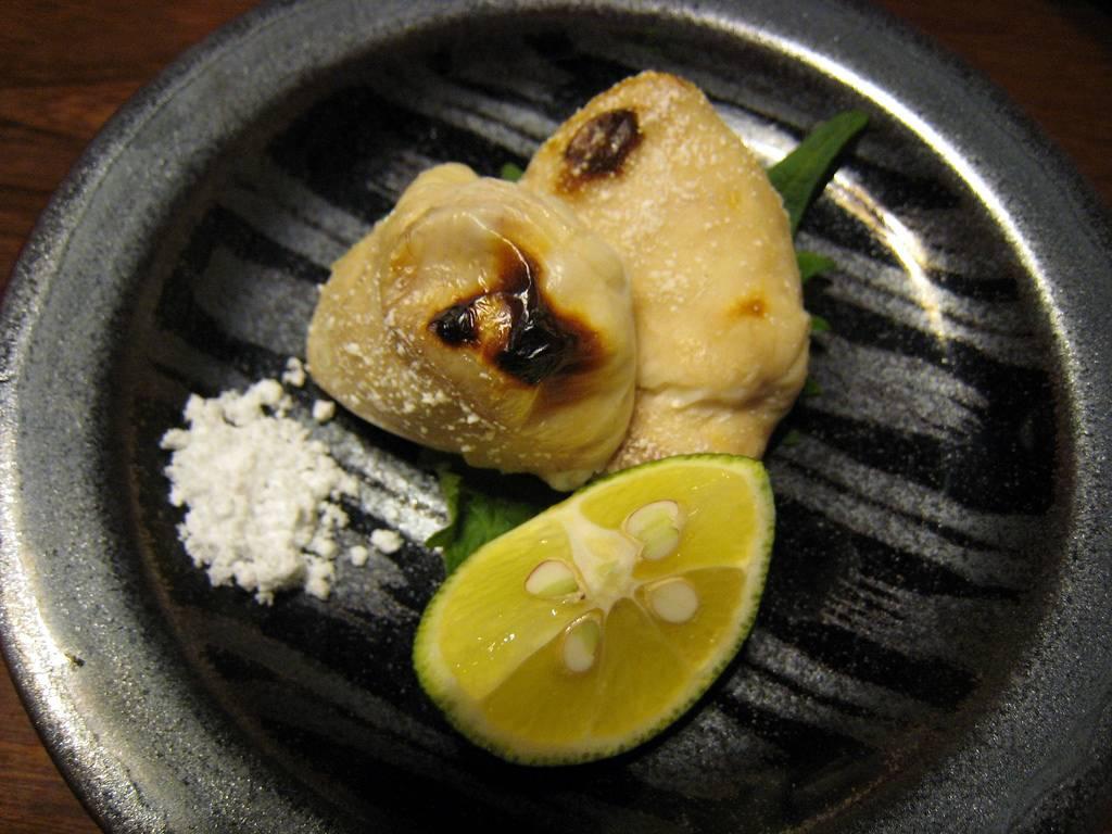 Natto Gericht Japan Ekel-Essen Shirako
