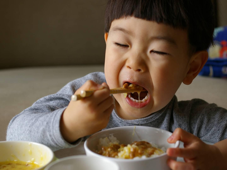 Natto Ekel-Essen Japan gericht