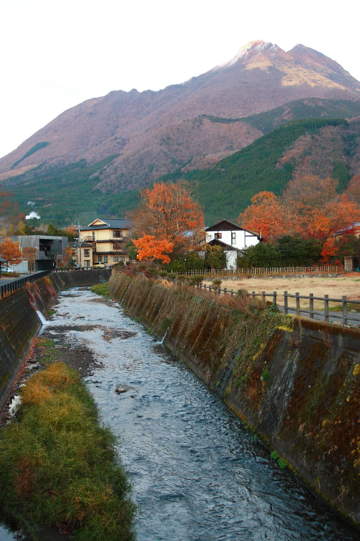 Yufuin Kyushu Japan