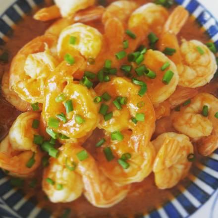 Ebi Chili Japan Rezept Japanisch kochen