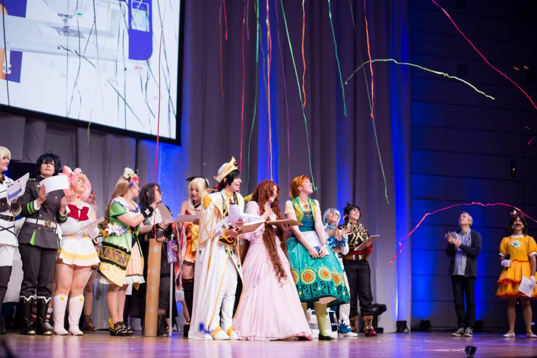 DCM Cosplay Deutsche Meisterschaft Japan Kostüme