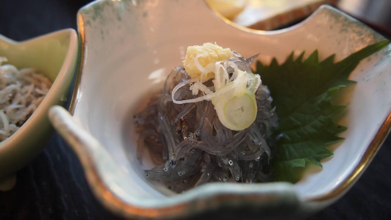 Shirasu Ekel Essen Japan bizarr Baby Fische eklig igitt pfui