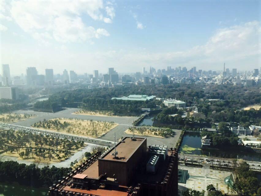 Japan-Reise Erste eindruck Tokyo Otemachi