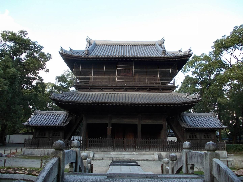 shofukuji tempel hakata
