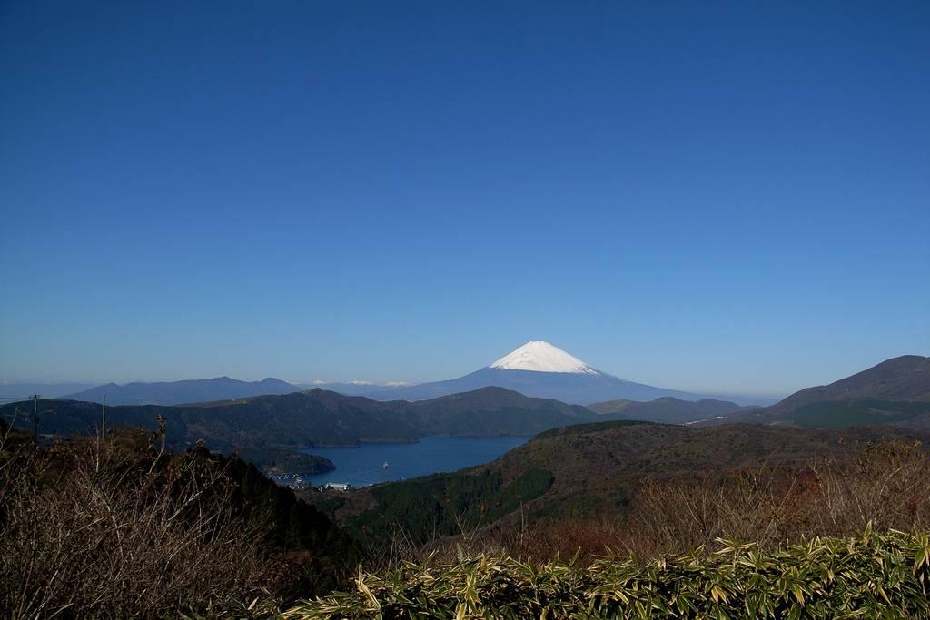Fuji sehen Hakone Ashinoko