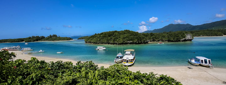 Ishigaki Mangroven Kabira-wan Kabira Bucht Bay Okinawa Yaeyama