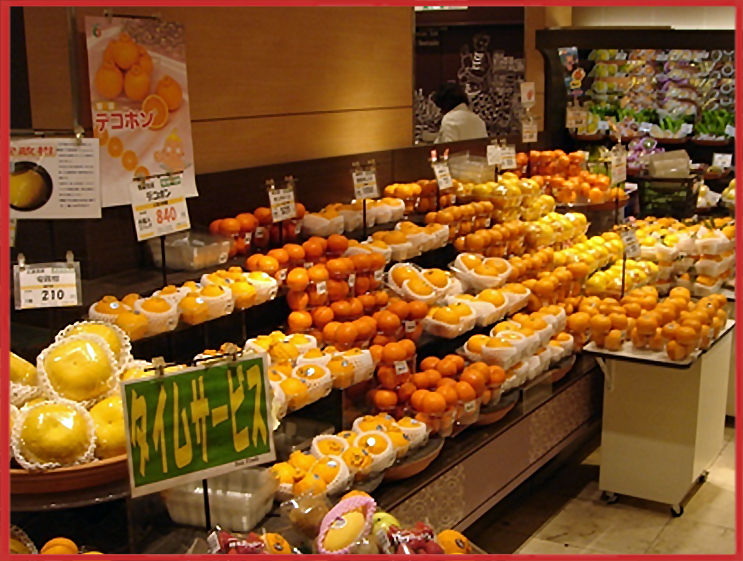 supermarkt japan