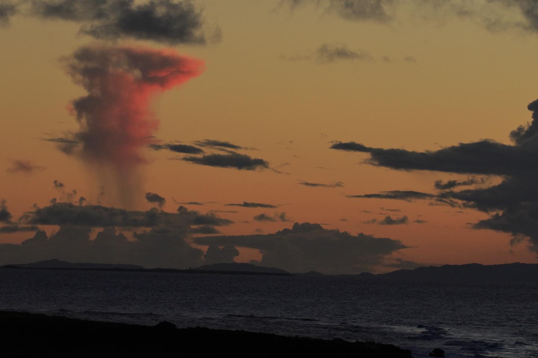wolken japan