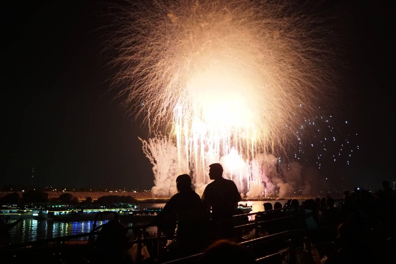 Edogawa Feuerwerk