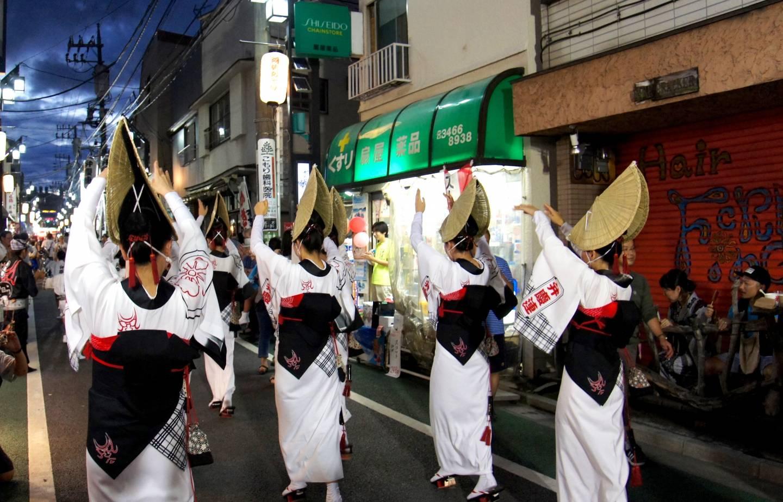 Odori Fest in Shimokitazawa 1