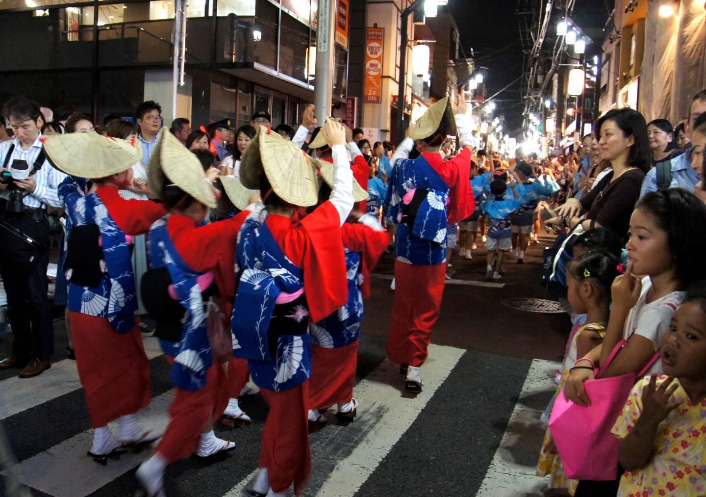 Odori Fest in Shimokitazawa 2