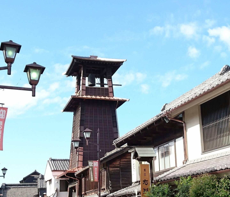 Toki no kane(Time Bell Tower) kawagoe