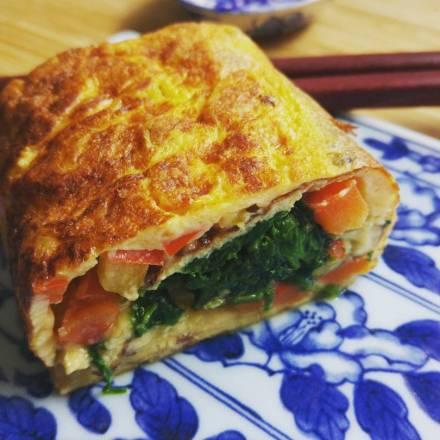 japanisches omelett