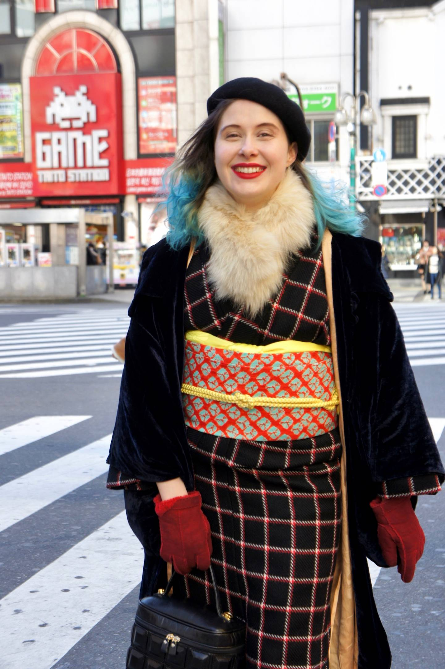 kimono winter