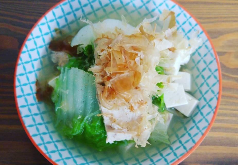 chinakohl suppe