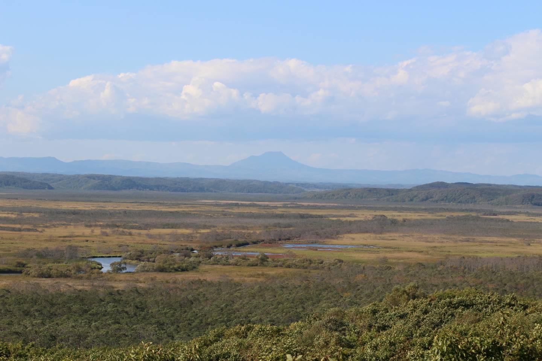 Kushiro Shitsugen-Feuchtgebiet