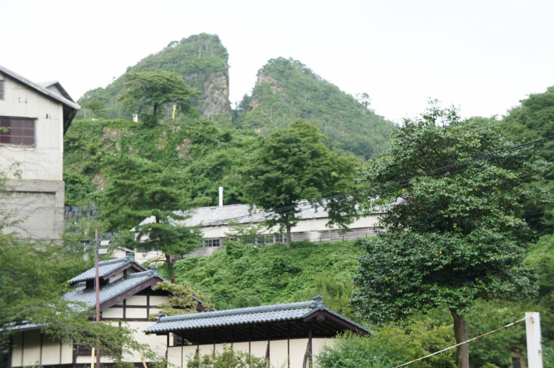Die Insel Sado bei Hokkaidô