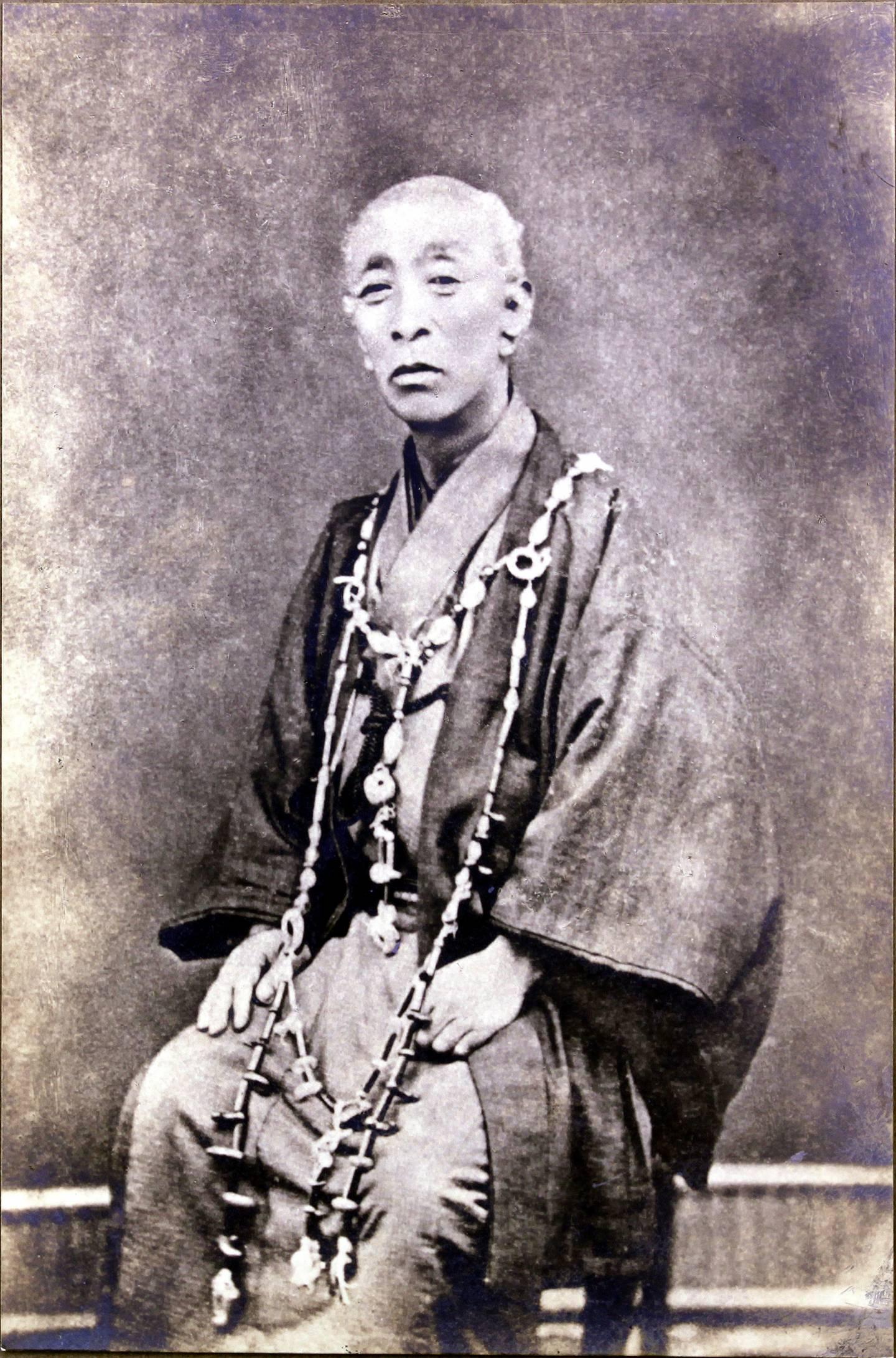 matsuura takeshiro