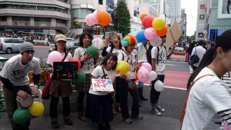 fair trade japan
