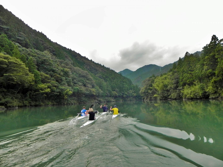 Kajak tokushima