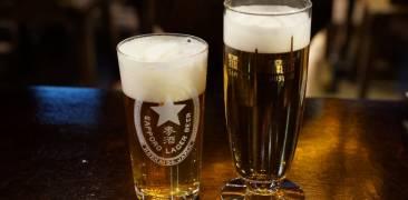Sapporo Bier