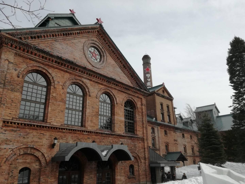Sapporos Biermuseum