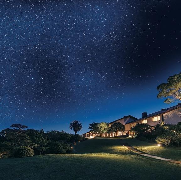 das shima kanko hotel bei nacht