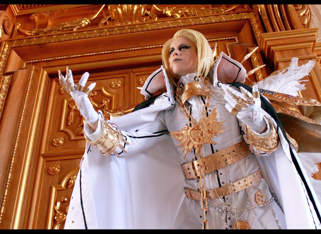 trinity blood cosplay