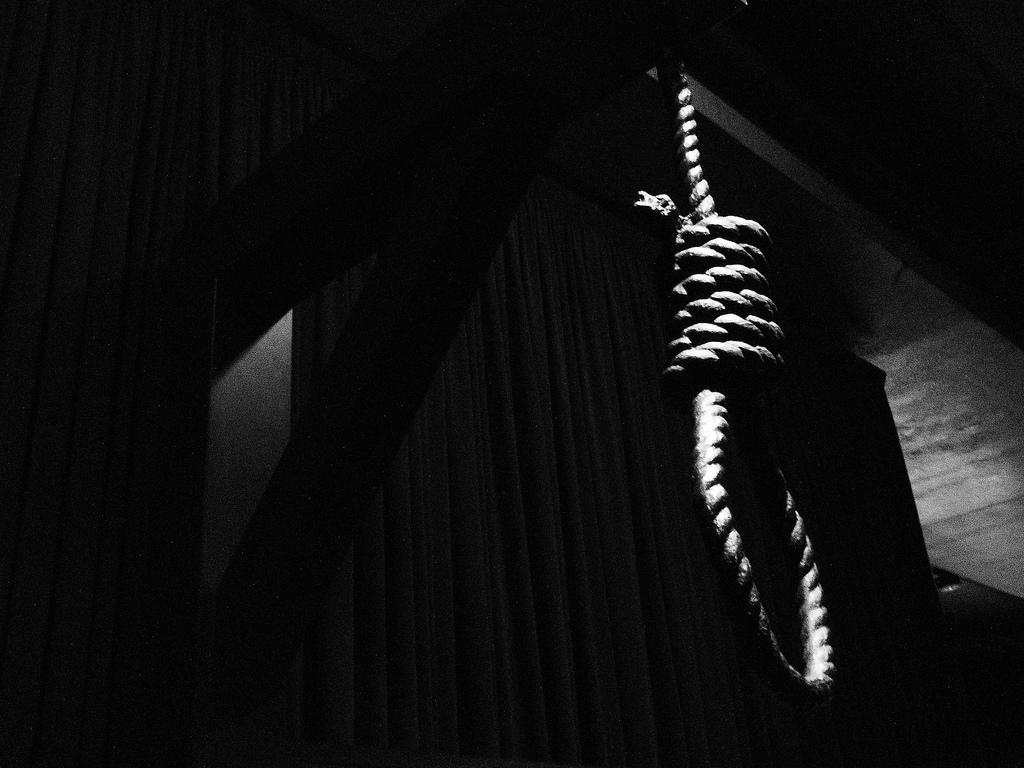 Strang zur Vollziehung der Todesstrafe