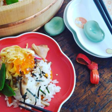 Chirashi-Sushi