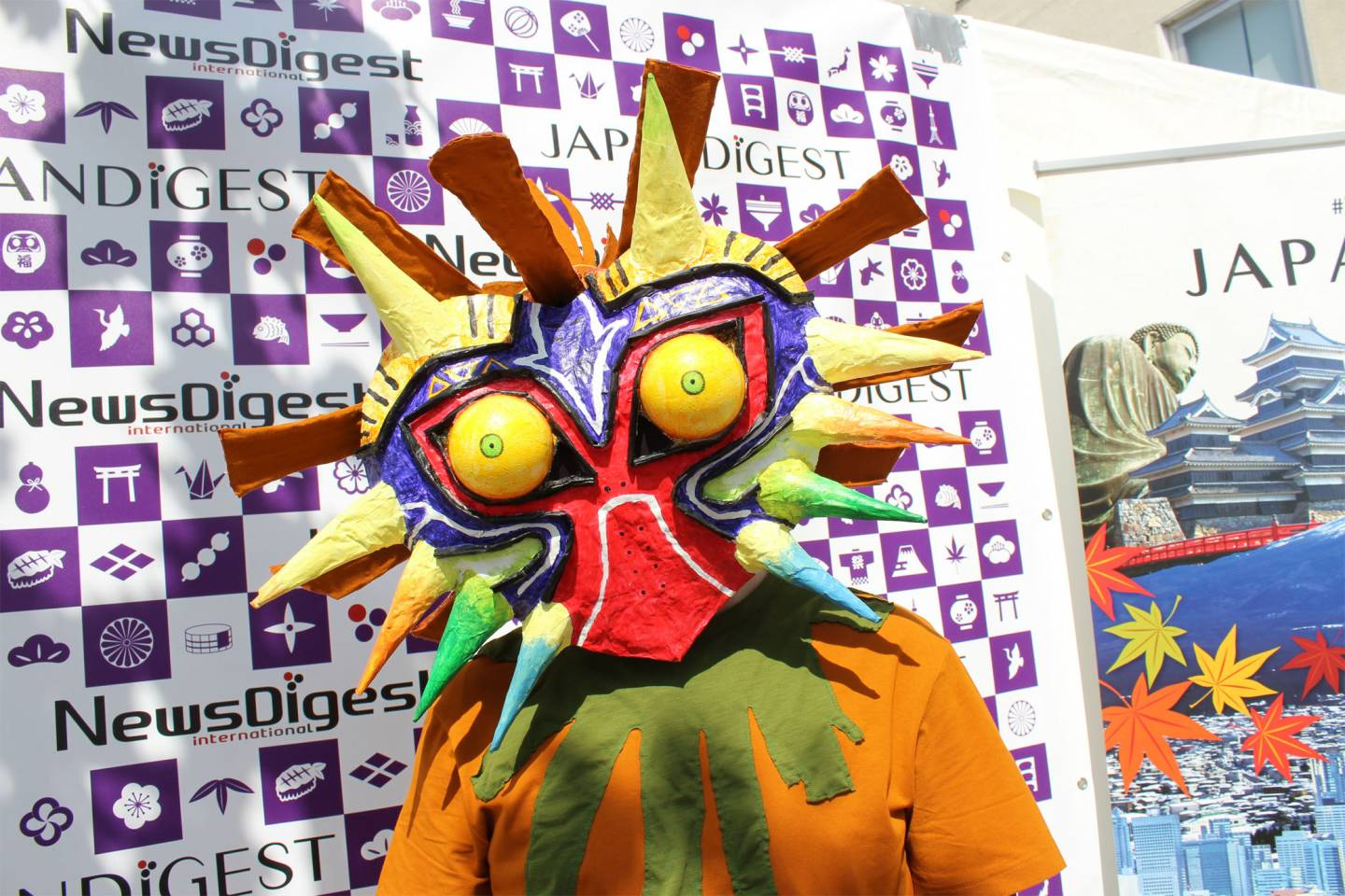 Majora's Mask cosplay