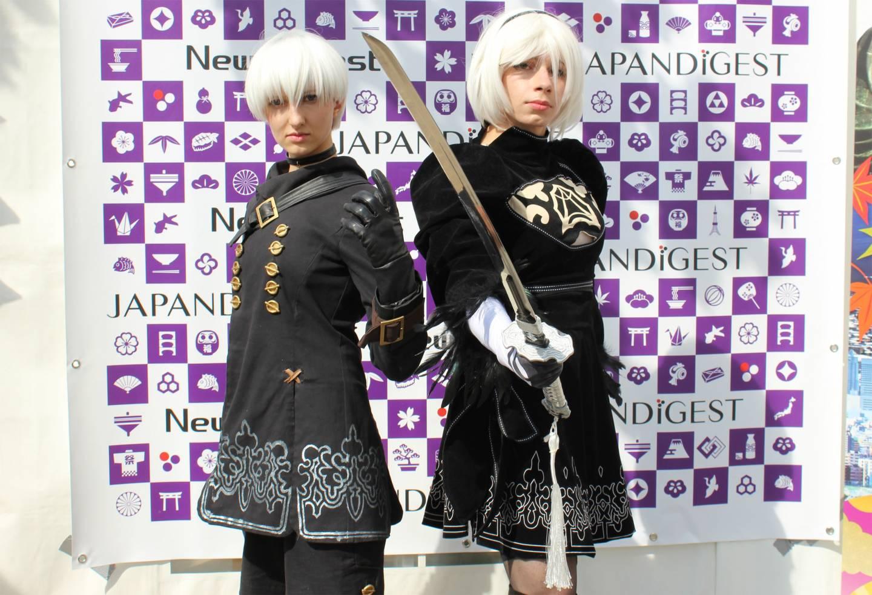 NieR:Automata cosplay