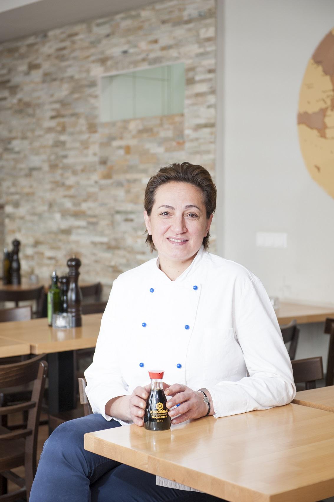 Chefköchin Christina Manassi