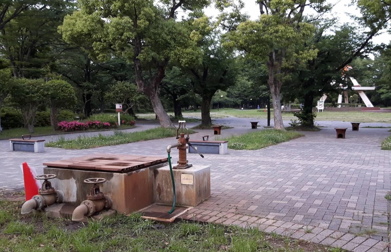 Öffentliche Trinkwasserbrunnen