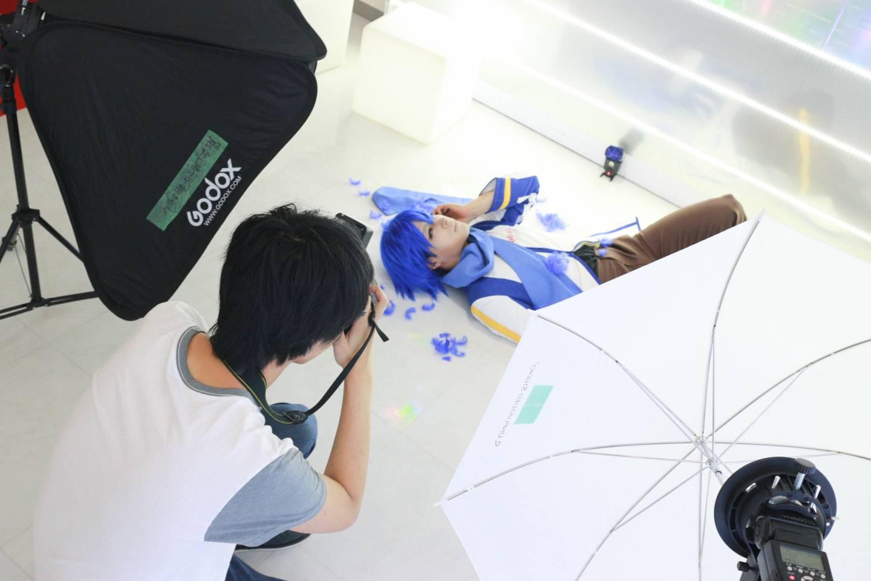 cosplay fotoshoot