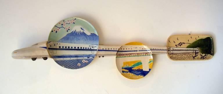 keramik von Masumoto Keiko