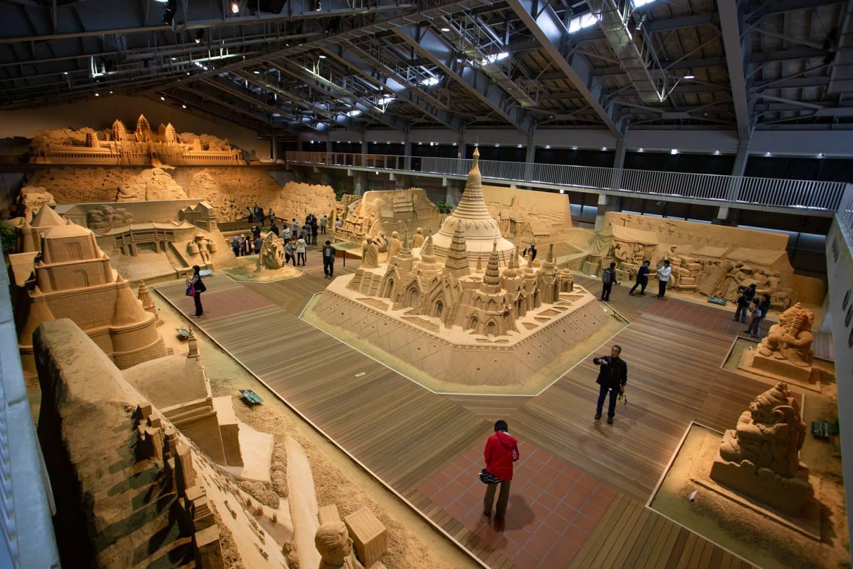 Sand Museum Tottori