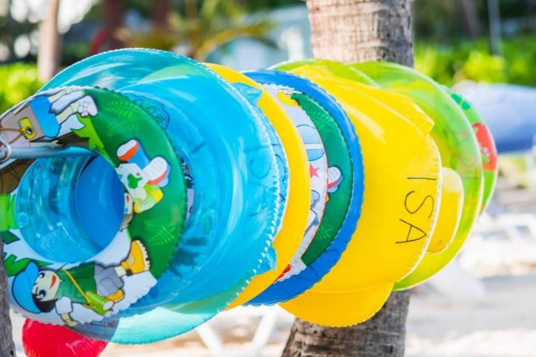 Spaß im Sommer bedeutet schwimmen gehen im Meer – auch in Japan?