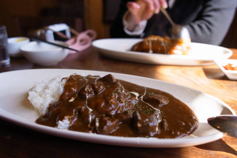 Ganz anders als sein indischer Verwandter: das braune Curry aus Japan.