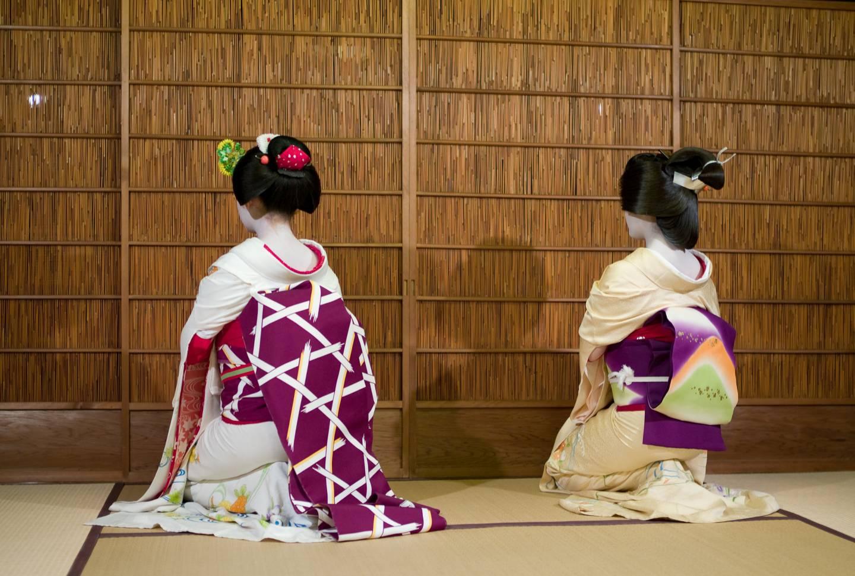 geisha und maiko