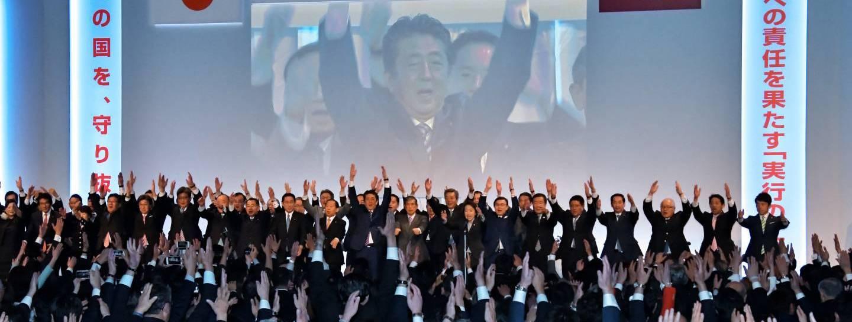 Selbst Premierminister Abes Parteigenossen hoffen auf einen Umbruch.