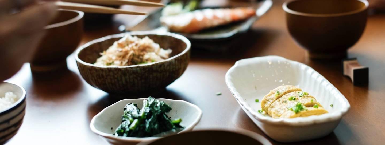 Mehr als Sushi: Die Vielfalt der japanischen Küche - ganz ohne Fisch.