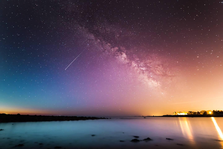 Im Westen suchen wir das Orakel häufig in den Sternen.
