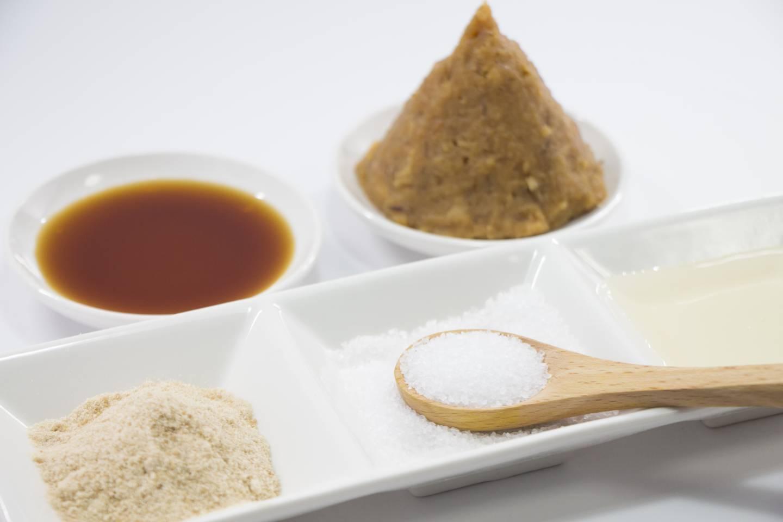 5 grundzutaten der japanischen küche