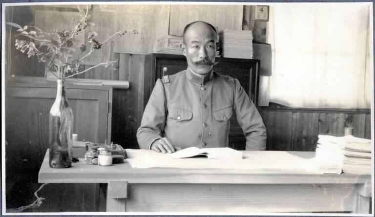 Lagerkommandant Matsue