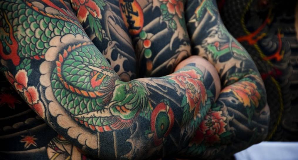 drachen tattoo bedeutung